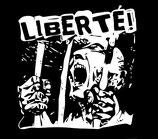 Aufnäher Liberte