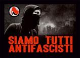 Sticker Siamo Tutti Antifascisti