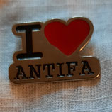 I Love Antifa Metalpin