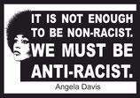 Sticker Angela Davis