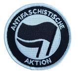 Aufnäher AFA Schwarz/Schwarz gestickt