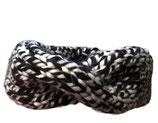 Haarband Turban - Gestrickt