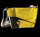 Upcycling Handtasche - Vienna Vikings