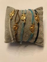 Armband Seepferdchen