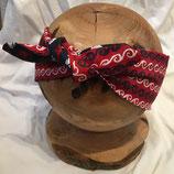 Haarband zum Knoten Maritim