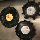 Schallplattenschüssel