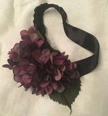 Haarband Blume