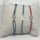 Armband Dreieck
