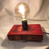 Bücherlampe - Hauff
