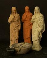 6.10 Vestal romana en terracota