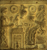 6.14 Pínax romana de terracota