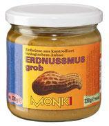 Erdnussmus grob 330 g