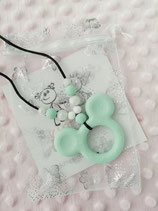Stillkette Mouse mint