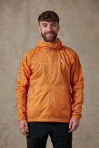 QWS-37 Vital Windshell Hoody / Gold