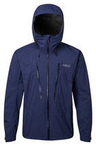 QWF-71 Downpour Alpine Jacket / Blue Print
