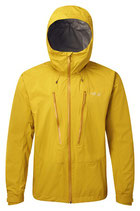 QWF-71 Downpour Alpine Jacket / Sulphur
