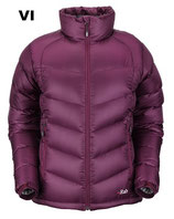 QDE-58 W's Arete Jacket