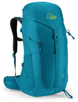 ND 32L AIRZONE TRAIL / Lowe Alpine / FTE-75 ダウンブルー