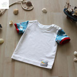 "Babyshirt ""Maritime"" aus der BIO-Kollektion ""Maritime Summer"""