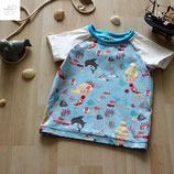 """Kindershirt """"Meerjungfrau"""""""