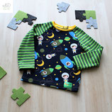 "Kindershirt ""Weltall"""