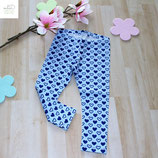 "Leggings ""Heart"" Gr.98"
