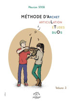 METHODE D'ALTO - MAURINE SOUSA, VOLUME II