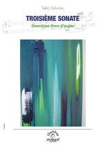 Valéry Aubertin, Troisième Sonate pour orgue