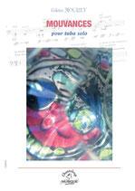 Colette Mourey : Mouvances pour tuba solo