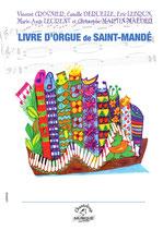 Livre d'orgue de Saint-Mandé