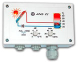 Einkreis Solarregelung ANS21