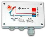 Einkreis Solarregelung ANS 21-PV