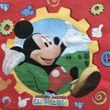ミッキーマウス クラブハウス ペーパーナプキン