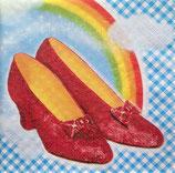 オズの魔法使い Over the rainbow ペーパーナプキン