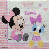 Baby Minnie&Daisy ペーパーナプキン