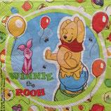 Pooh's dream ペーパーナプキン