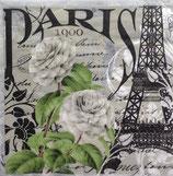 Paris 1900 ペーパーナプキン