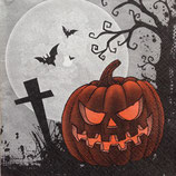 Halloween night ペーパーナプキン