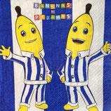 Bananas In Pajamas ペーパーナプキン