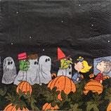 Peanuts Halloween ペーパーナプキン (小)