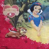 Snow White ペーパーナプキン