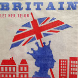 Great Britain ペーパーナプキン