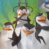 ペンギンズ ペーパーナプキン