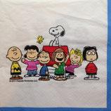 Peanuts ペーパーナプキン