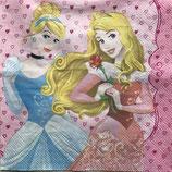 4 プリンセス  ペーパーナプキン