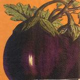 Eggplant ペーパーナプキン