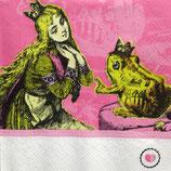 The frog  prince ペーパーナプキン