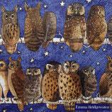 Emma Bridgewater Owls ペーパーナプキン