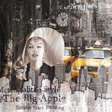 マリリン in  NY ペーパーナプキン