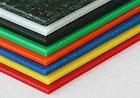 Schneidbrett glatt farbig GN 30mm